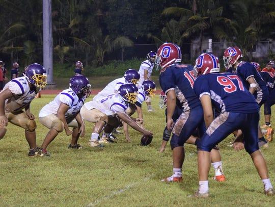 The Okkodo High School Bulldogs and the George Washington