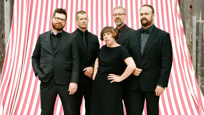 """The Decemberists are bringing their """"What a Terrible World, What a Beautiful World"""" tour to Mesa Arts Center."""