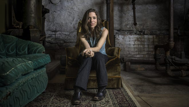 Ani DiFranco's new album, 'Allergic to Water,' will be released Sept. 30.