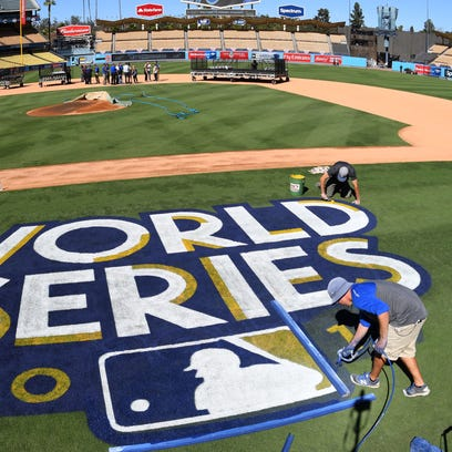 World Series TV guide: How to watch, live stream and listen to Dodgers vs. Astros series