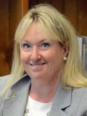 Norwich Superintendent Kristen Stringfellow.