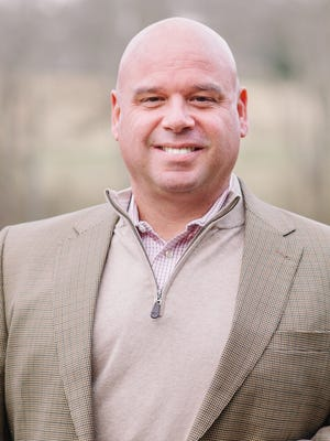 Chas Morton is running for a District 9 seat on the Williamson County Commission.