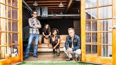 The rock band, Alice in Chains, will perform in El Paso.