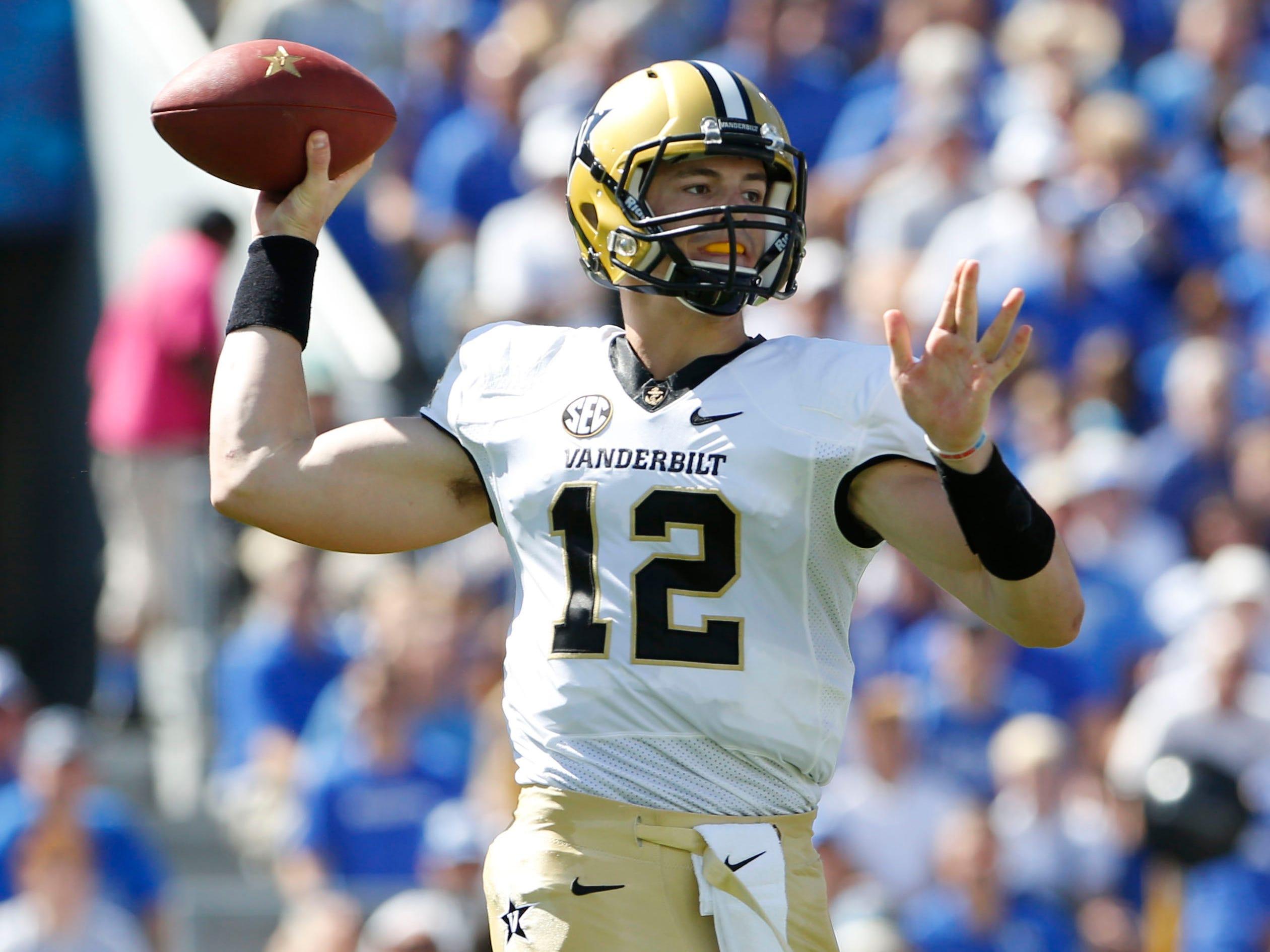 Vanderbilt quarterback Wade Freebeck is exploring his options as a graduate transfer.
