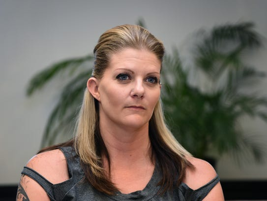 Mandee Lee, mother of 2-year-old who was seen on a
