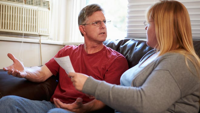 Couples can often disagree on a retirement timeline or plan.