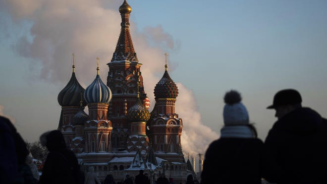 A senior Russian lawmaker on Monday March 25, 2019, has welcomed the findings of special counsel Robert Mueller's report on Russian involvement in the U.S. presidential election, saying this gives the countries a chance to mend ties.