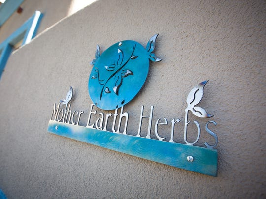 The Mother Earth Herbs medical marijuana dispensary