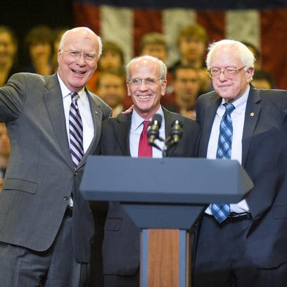 Welch, Sanders and Leahy respond to defeat of health care bill