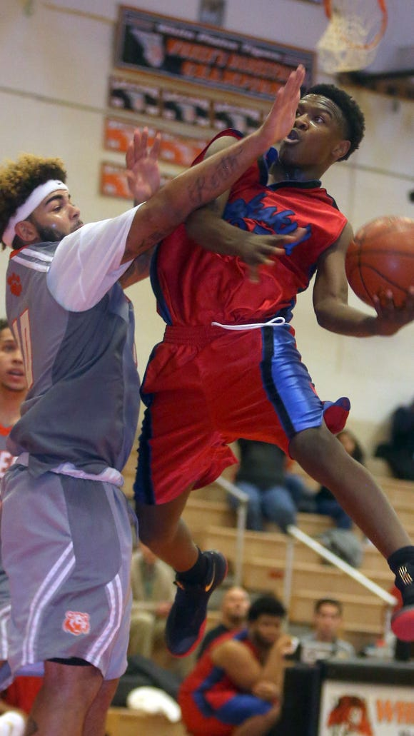 Peekskill's Shion Darby is a candidate for this year's Super 7.