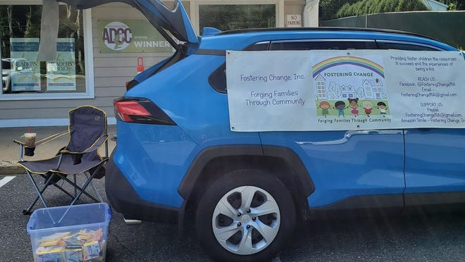 Fostering Change Inc. has set up drop-off locations in Gardner, Leominster and Sterling for anyone wishing to donate school supplies to help the nearly 300 students in foster care across North Central Massachusetts.