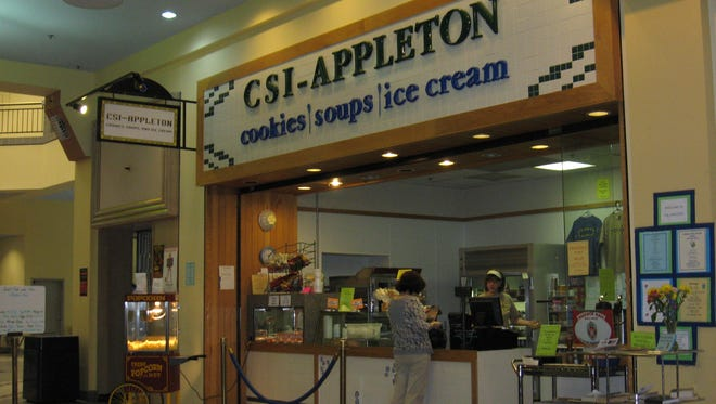 CSI-Appleton in City Center Plaza is now City Cafe.