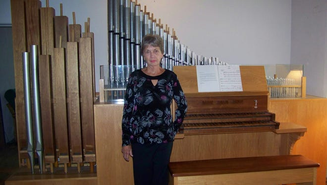 Cleis Jordan, an accomplished organist and pianist, is set to play a piano concert with the Steinway piano in the historic Dr. Woods house in Lincoln each month through the summer.
