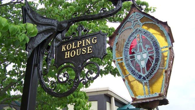 The Kolping Lantern, which has stood at each Kolping facility since 1930.