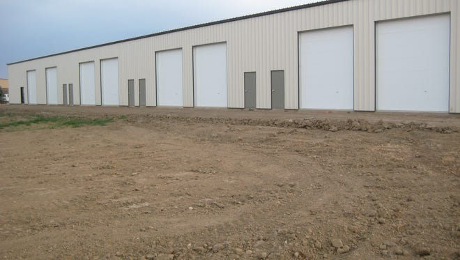 Blue Sky Commercial Development hopes to lure businesses to Wellington with its new warehouse space.