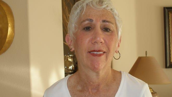 Nancy Rubin Weil