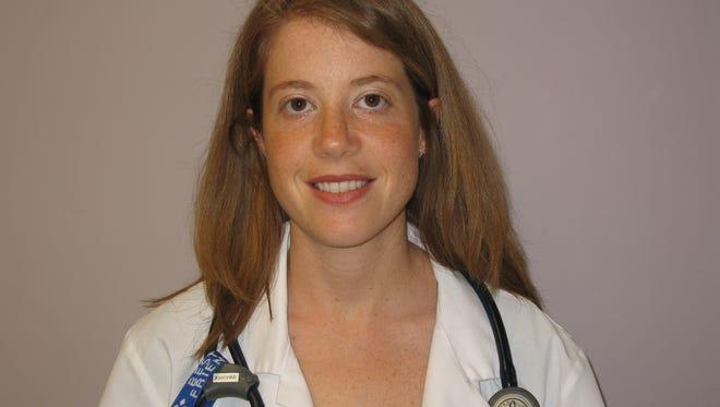 Erica Swanke, DVM, Oradell Animal Hospital