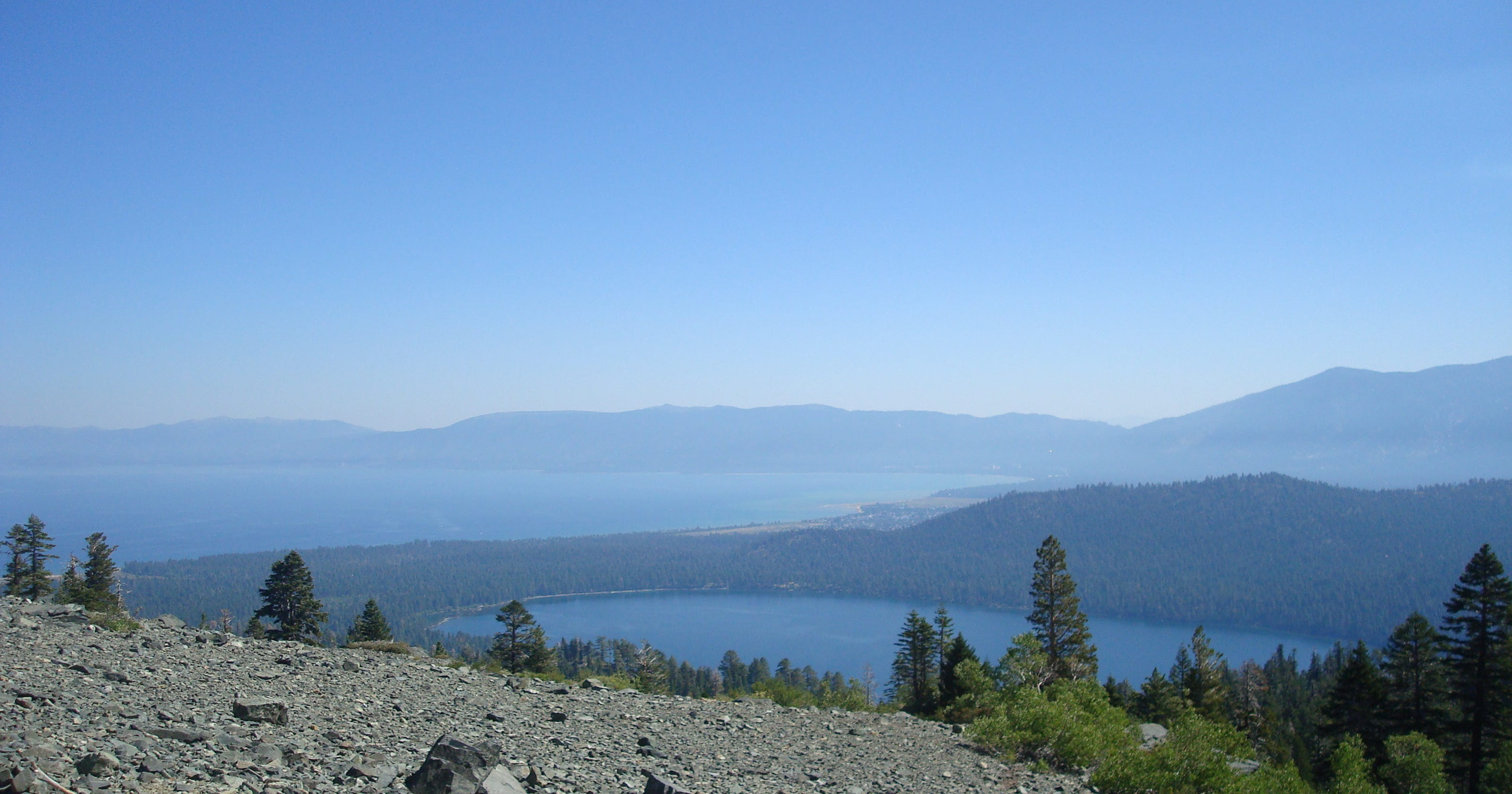 Body Found In Lake Near Tahoe With Rope Anchor Tied To Legs