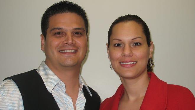 Juan Manuel Ocampo is the new pastor at Chapel Hill Baptist Church.