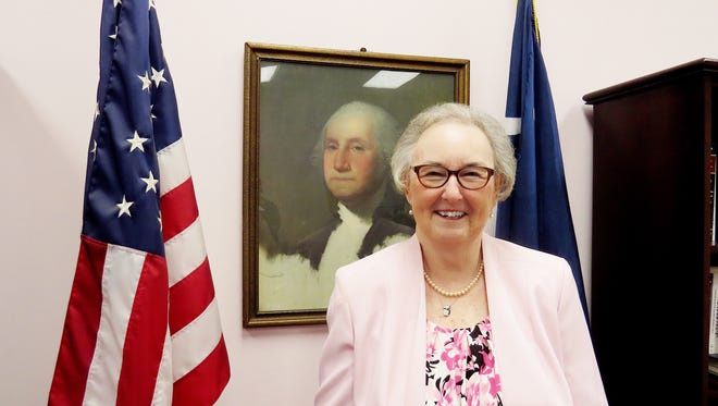 Martha Newton, candidate for Anderson County probate judge