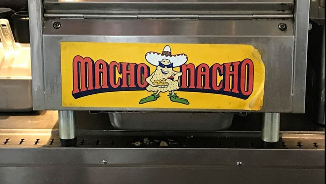 The nacho oven at El Cortijo Taqueria Y Cantina in Burlington, Vermont, is pictured on Tuesday, July 10, 2018. The nachos served at this eatery have received the highest ratings by Yelp reviewers.