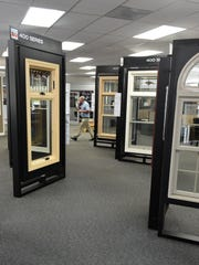 Northville Lumber Home Design Center's showroom on