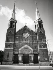 St. George Church on Calhoun Street in 1992 was a familiar