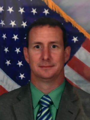 Pensacola Police Department Officer Brad Buddin