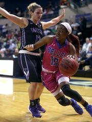 Taylor Dorsey, who scored a team-high 16.7 points per game, helped lead the Rambelles to their first win at the NCAA Division II South Central Regional Tournament in 11 years.
