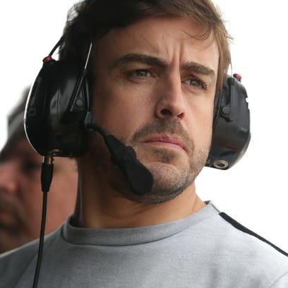 Fernando Alonso wants to be 'best driver in world'