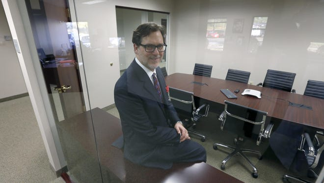 Lawyer Peter Pullano is managing partner at Tully Rinckey.