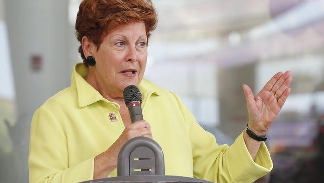 Summit County Executive Ilene Shapiro. [Karen Schiely/Beacon Journal]