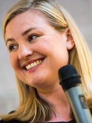 Phoenix Vice Mayor Kate Gallego saw the city's Principal