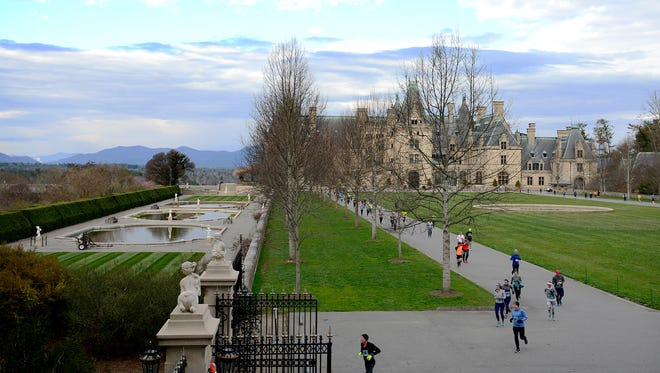 The Biltmore Estate is one of the top property owners in Buncombe County, both in acreage and land value.