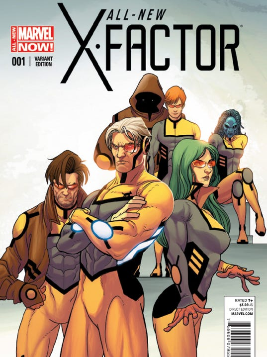 All New X Factor cover