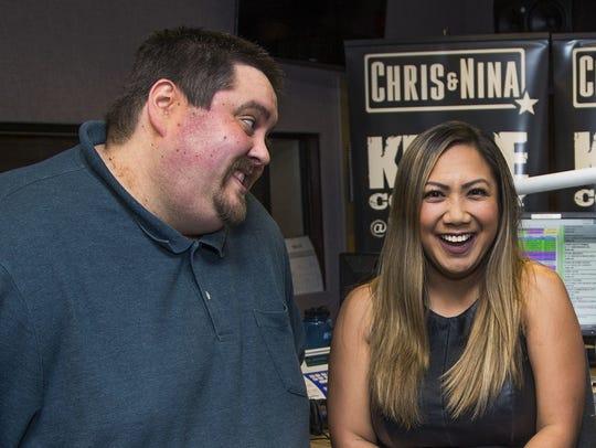 Nina Espero and producer Badger Gabe will continue