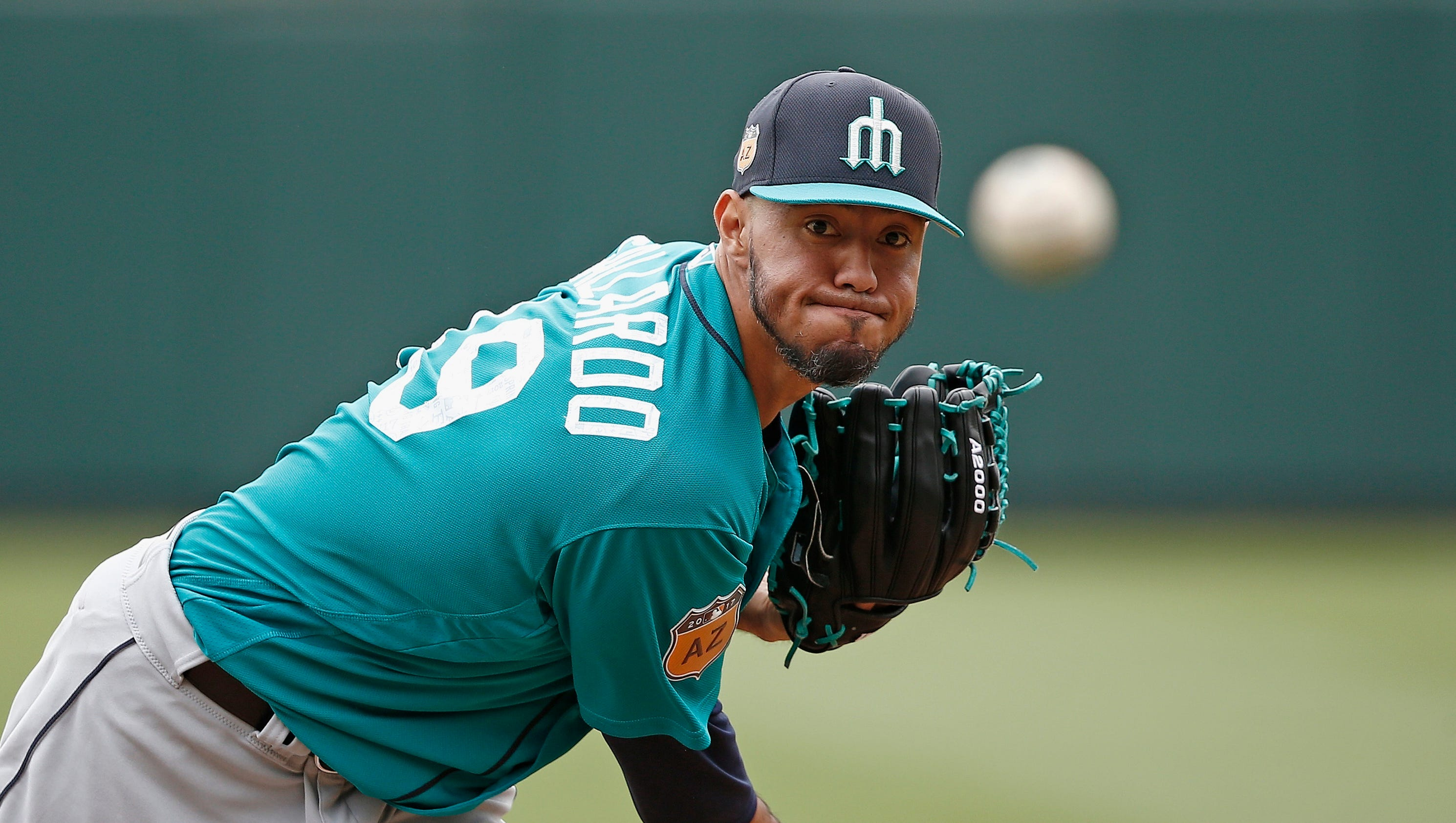 Spring training ends with third straight tie for M's