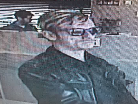 Police are looking for this man in connection with