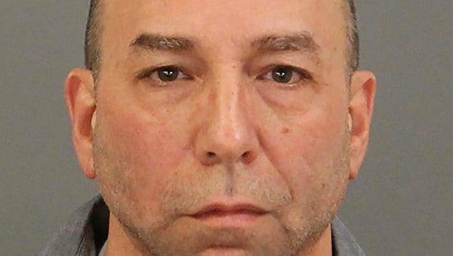 In this undated photo provided by the Monmouth County Prosecutor's Office John DePaola is shown. DePaola, a former contestant on ABC's 'Shark Tank,' is facing charges that he belonged to a New Jersey cocaine distribution ring.