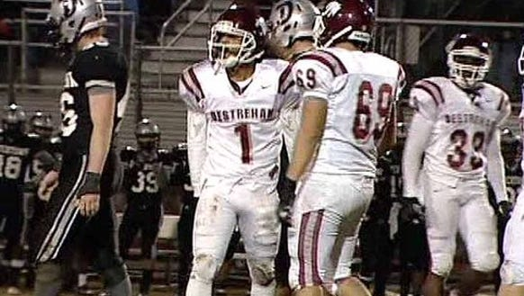Destrehan wide receiver Alfred Smith committed to Louisiana