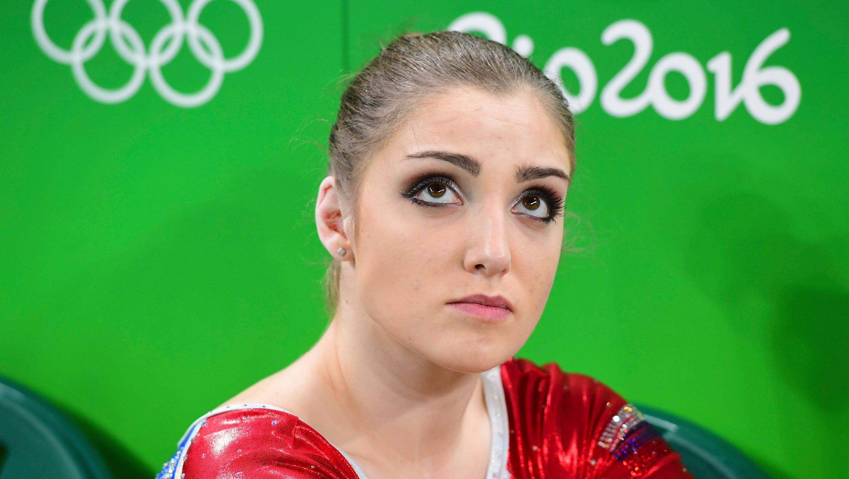 Russian Gymnast Aliya Mustafina Says Doping Crisis Not A
