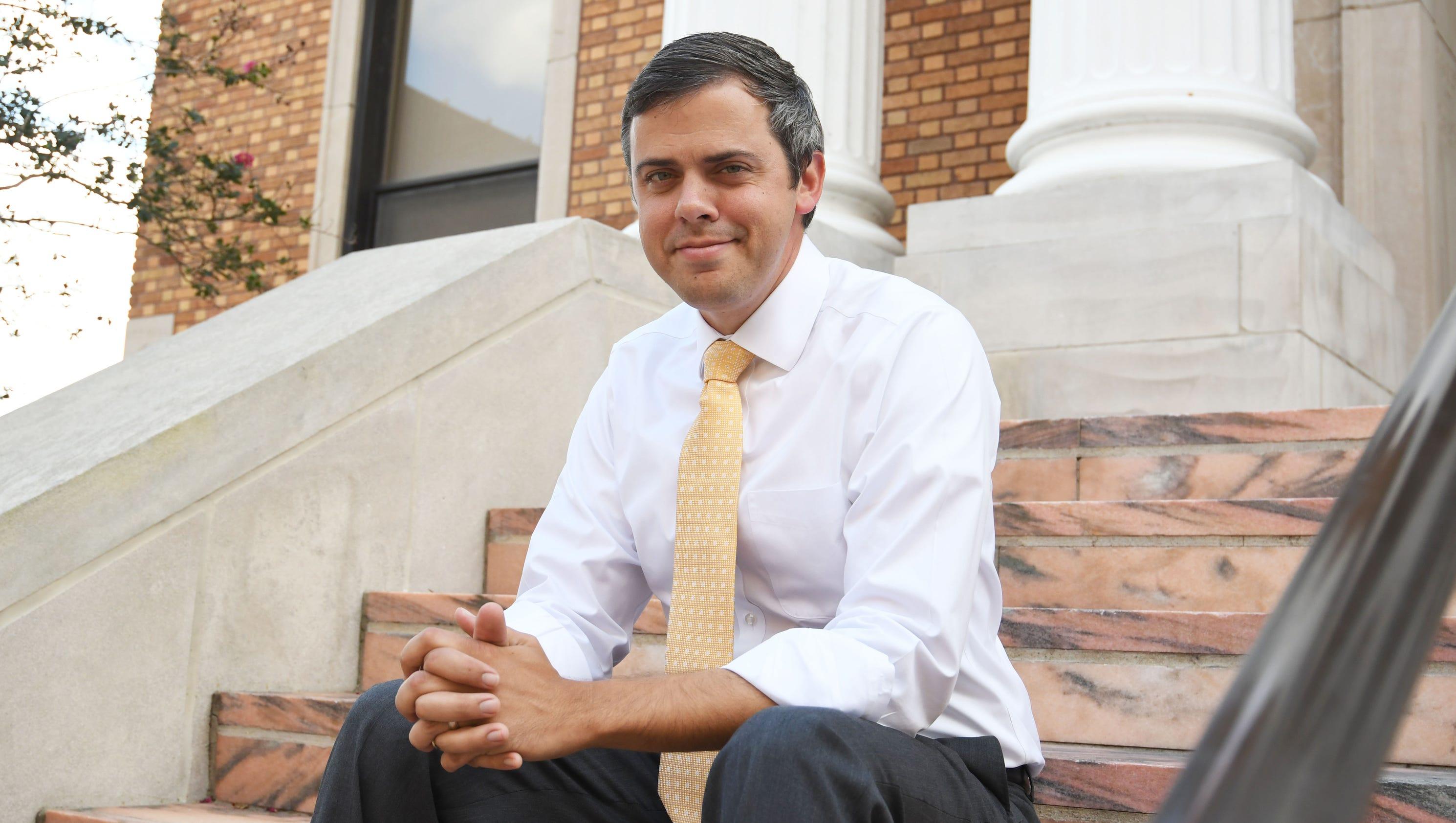 Hattiesburg Mayor Toby Barker first four months in office