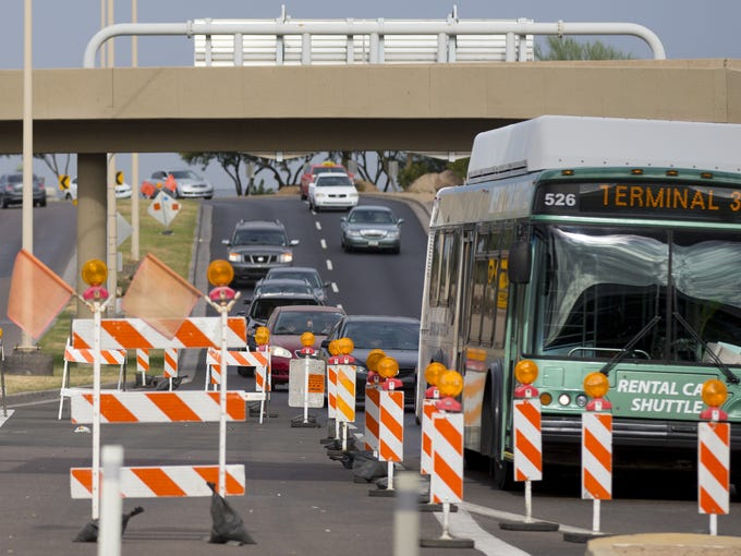 Traffic could be an issue this Thanksgiving with lane