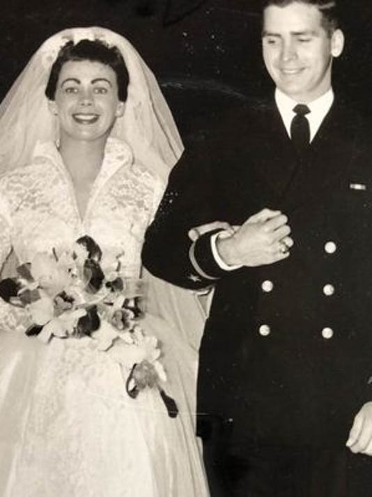 Anniversaries: robert musgrove & eve musgrove