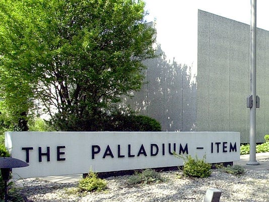 Palladium-Item building