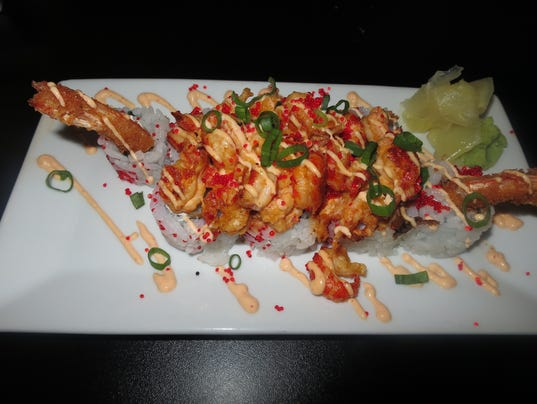 Mississippi S Southern Spin On Sushi