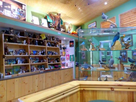 smokey bear gift shop