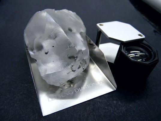 910-CARAT DIAMOND
