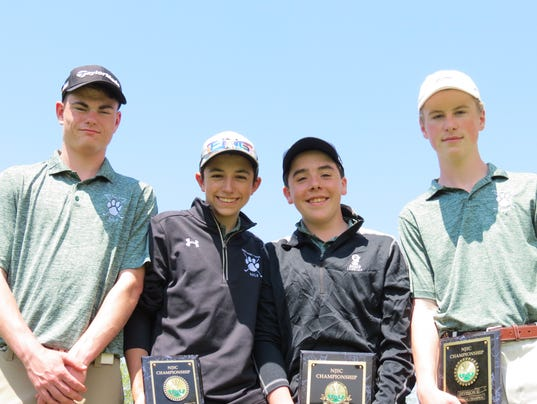 Midland Park golf team