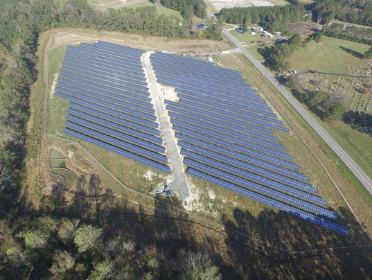 N Y Tries To Balance Solar Power Growth With Land Use Issues